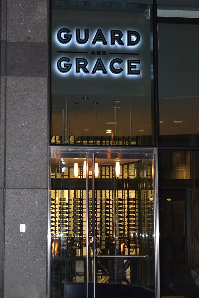 Guard and Grace restaurant located in DENVER, CO