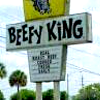 Beefy King restaurant located in ORLANDO, FL