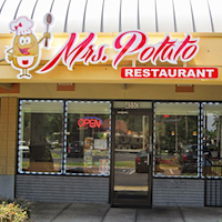 Mrs. Potato restaurant located in ORLANDO, FL