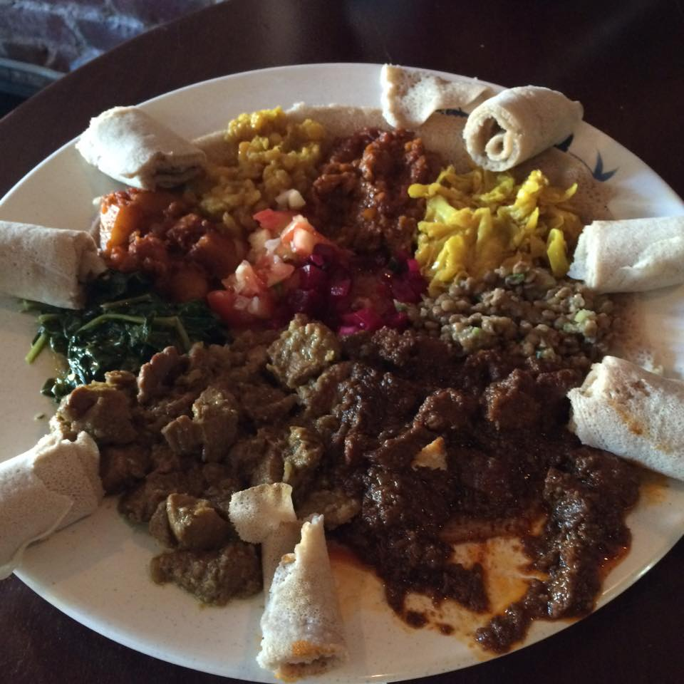 Ethiopian Love Restaurant restaurant located in HONOLULU, HI
