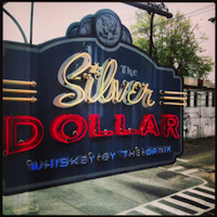 The Silver Dollar restaurant located in LOUISVILLE, KY