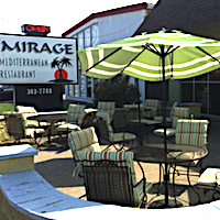 Mirage restaurant located in LOUISVILLE, KY
