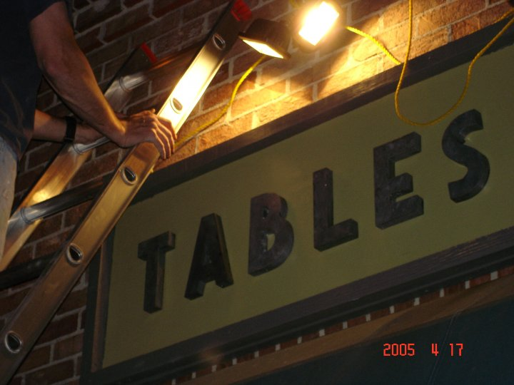 Tables  restaurant located in DENVER, CO