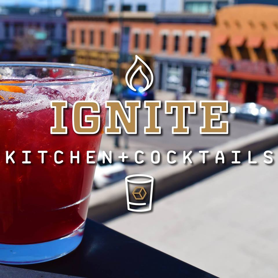 Ignite Kitchen+Cocktails restaurant located in DENVER, CO