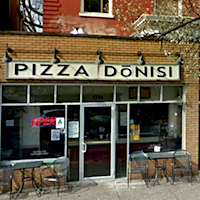Pizza Donisi restaurant located in LOUISVILLE, KY