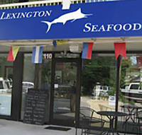Lexingon Seafood Co. restaurant located in LEXINGTON, KY