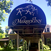 Merrick Inn restaurant located in LEXINGTON, KY