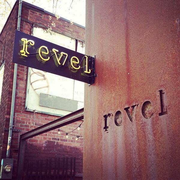 Revel restaurant located in SEATTLE, WA