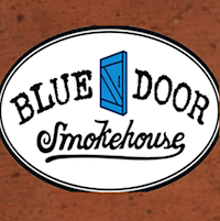 Blue Door Smokehouse restaurant located in LEXINGTON, KY