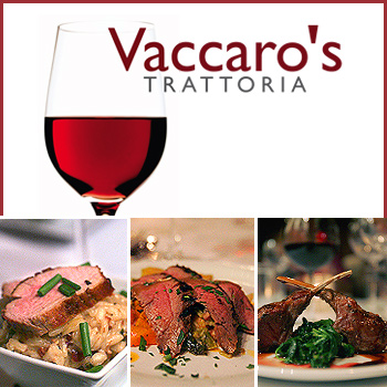 Trattoria Vaccaro restaurant located in AKRON, OH