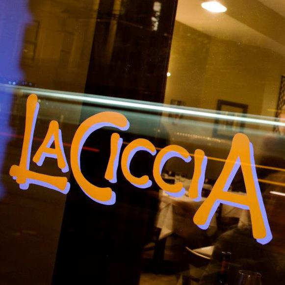 La Ciccia restaurant located in SAN FRANCISCO, CA