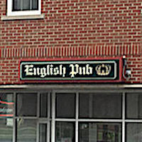 English Pub & Bistro restaurant located in RAVENNA, OH