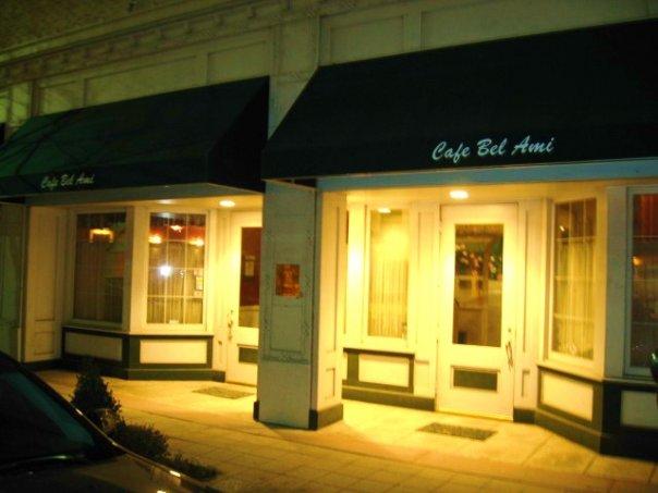 Cafe Bel Ami restaurant located in WICHITA, KS