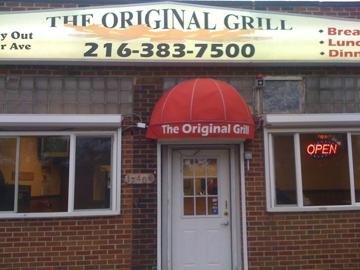 Original Grill restaurant located in CLEVELAND, OH