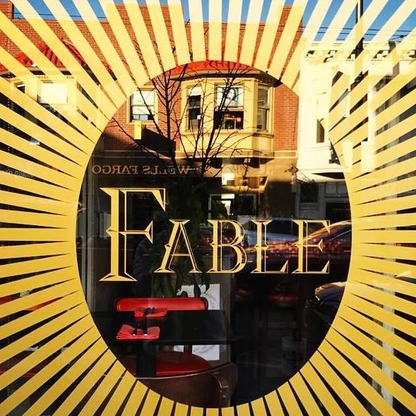 Fable restaurant located in SAN FRANCISCO, CA