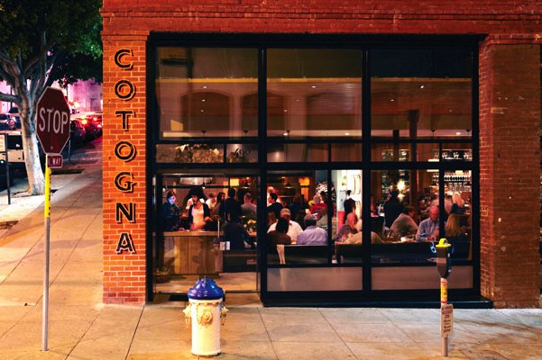 Cotogna restaurant located in SAN FRANCISCO, CA