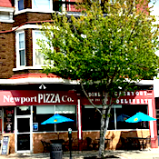 Newport Pizza Company restaurant located in NEWPORT, KY