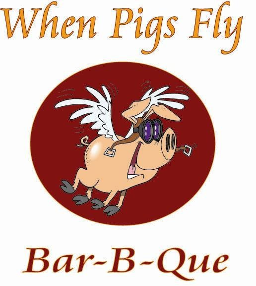 When Pigs Fly BBQ restaurant located in WICHITA, KS