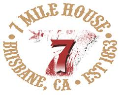 7 Mile House Sports Bar & Grill restaurant located in BRISBANE, CA