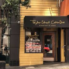 Taylor Street Coffee Shop restaurant located in SAN FRANCISCO, CA