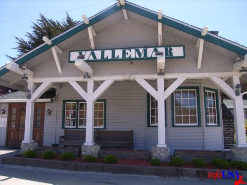 Vallemar Station restaurant located in PACIFICA, CA
