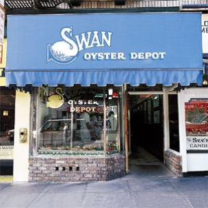 Swan Oyster Depot restaurant located in SAN FRANCISCO, CA