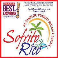 Sofrito Rico Authentic Puerto Rican Cuisine restaurant located in LAS VEGAS, NV