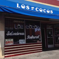 Los Cocos Salvadoran Restaurant restaurant located in OAKLAND, CA
