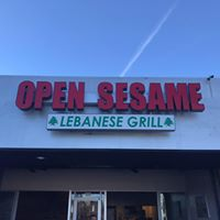 Open Sesame Lebanese Grill restaurant located in DALLAS, TX