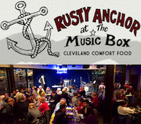 Rusty Anchor restaurant located in CLEVELAND, OH