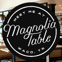 Magnolia Table restaurant located in WACO, TX