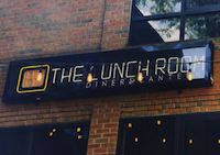 The Lunch Room Diner & Canteen restaurant located in ANN ARBOR, MI