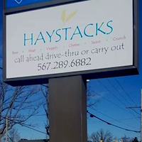 Haystacks restaurant located in LIMA, OH