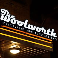 The Woolworth restaurant located in DALLAS, TX