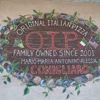 Original Italian Pizza restaurant located in ST. CLAIR, PA
