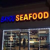 Bayou Seafood restaurant located in LITHONIA, GA