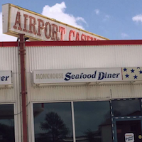 Monkhouse Seafood Diner restaurant located in SHREVEPORT, LA