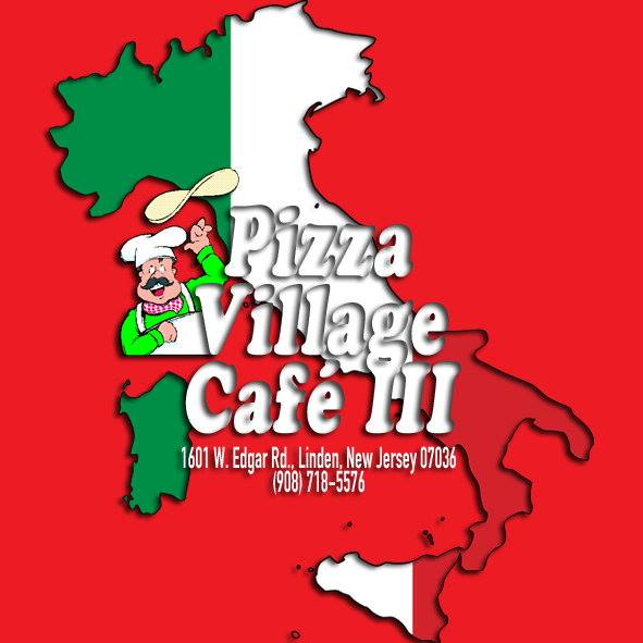 Pizza Village Cafe III restaurant located in LINDEN, NJ