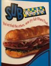 Sub Where Else restaurant located in KENILWORTH, NJ