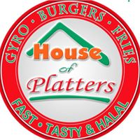 House of Platters restaurant located in HALEDON, NJ