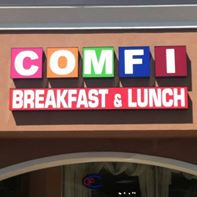 Comfi Breakfast & Lunch restaurant located in OLD BRIDGE, NJ