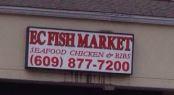 EC Fish Market restaurant located in WILLINGBORO, NJ