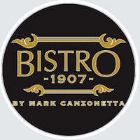 Bistro 1907 restaurant located in YOUNGSTOWN, OH