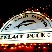 Nauti Dolphin restaurant located in FAIRFIELD, CT