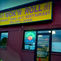 Wok n Roll restaurant located in LA PORTE, IN