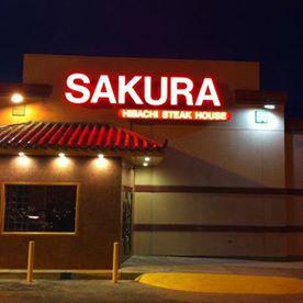 Sakura Hibachi restaurant located in WHEELERSBURG, OH
