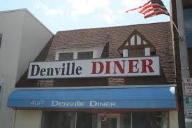 Denville Diner restaurant located in DENVILLE, NJ