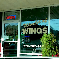 World of Wings restaurant located in COVINGTON, GA