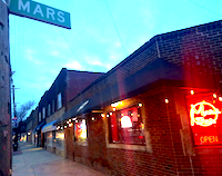 Mars Bar restaurant located in LAKEWOOD, OH