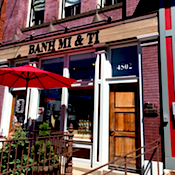 Banh Mi & Ti restaurant located in PITTSBURGH, PA